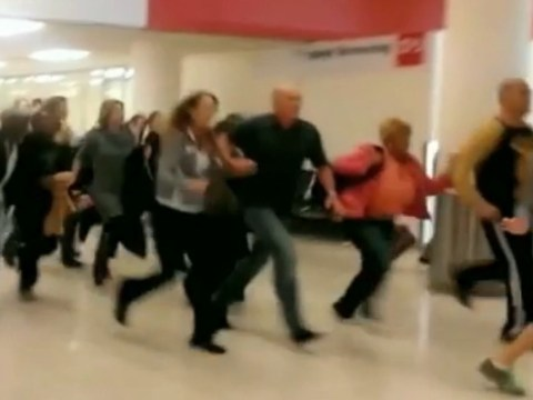 New video shows terrified passengers fleeing from LAX airport shooting