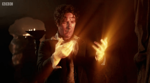 Paul McGann up for doing more Doctor Who following The Night of the Doctor