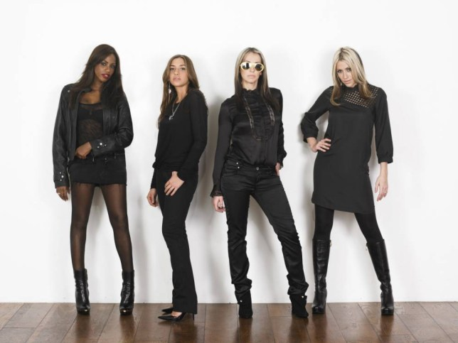 All Saints - band -Mel is the second from the left. ALL SAINTS MELANIE BLATT NATALIE APPLETON NICOLE APPLETON no fee free picture publicity feb 2007 ----------------------------------------------------- Credit Information for photo: edp2687-001 You are mandated to distribute this credit information with this asset Title: Press shoot Artist: All Saints Photographer: Jason Joyce Date: October 2006 Usage Rights: Press and Promotions Copyright: Jason Joyce