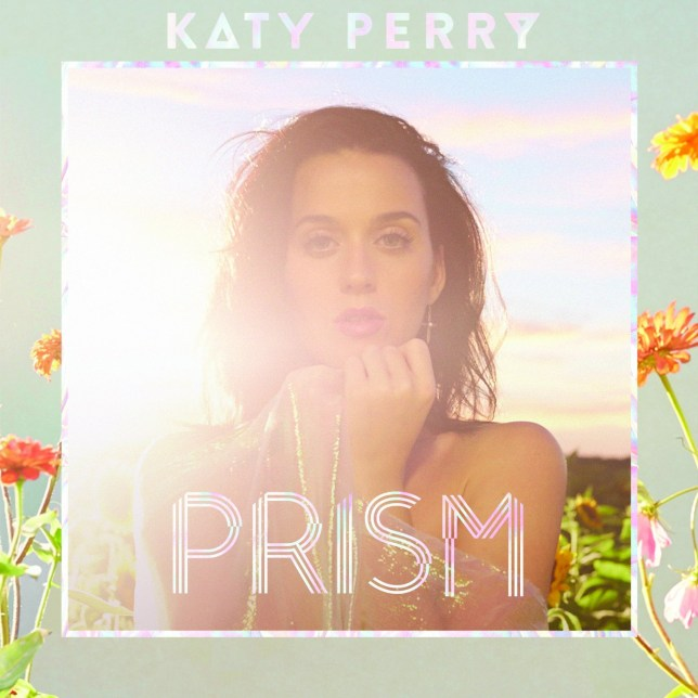 Katy Perry's Prism album