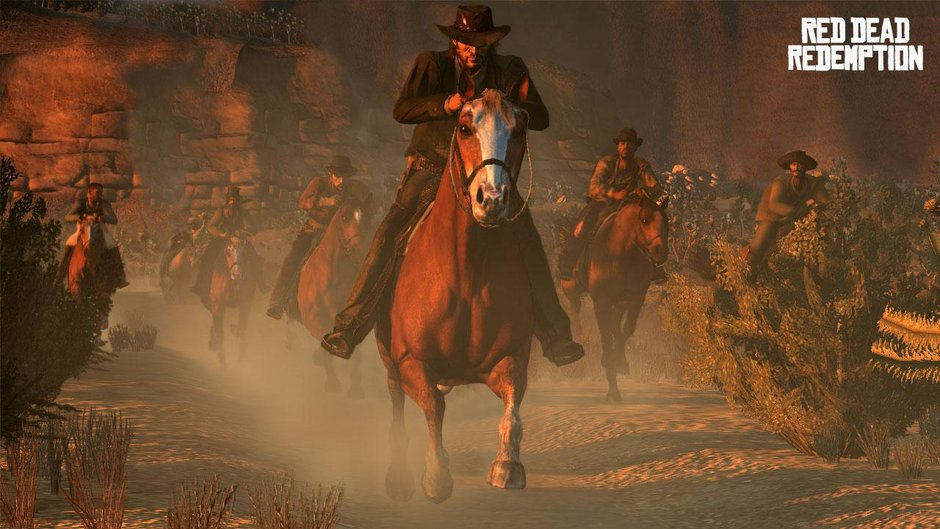 Games Inbox: Are you excited about the new Red Dead