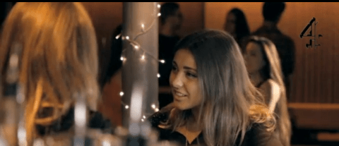 Made In Chelsea: Spencer reveals he had sex with Louise after Phoebe's dinner party. Five times. Louise denies it.