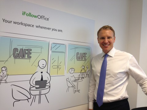 Virtual office firm iFollowOffice lets businesses fly free