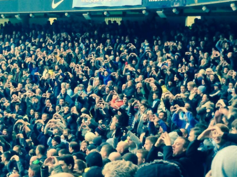 Gareth Bale heart celebration used by Manchester City fans to mock Tottenham during 6-0 mauling