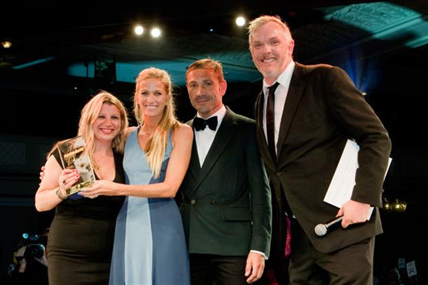 Metro wins gold at MediaWeek