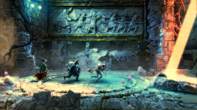 Trine 2: Complete Story (PS4) – prettier than it needs to be