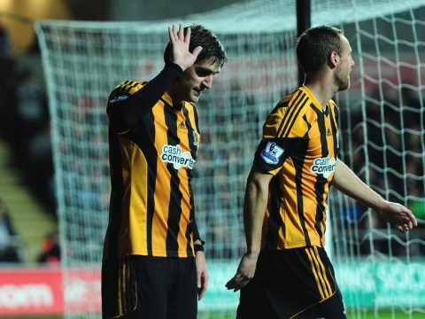 Danny Graham ends goal drought as Hull earn draw at Swansea
