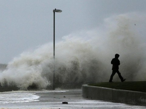 Scotland and Northern Ireland lashed by 80mph winds days before Storm Emily hits rest of UK