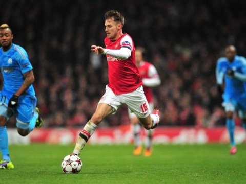 Aaron Ramsey on 'same level' to Gareth Bale, says Wales boss Chris Coleman