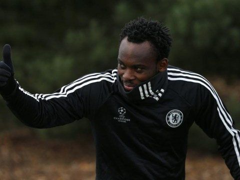 Chelsea midfielder Michael Essien set for January departure