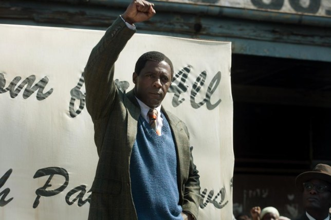Idris Elba Long Walk To Freedom