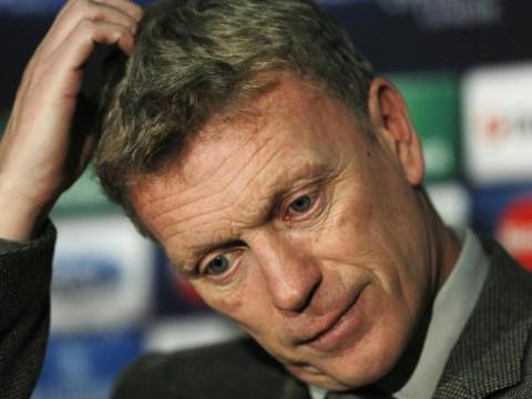 David Moyes takes 'full responsibility' for Manchester United's struggles