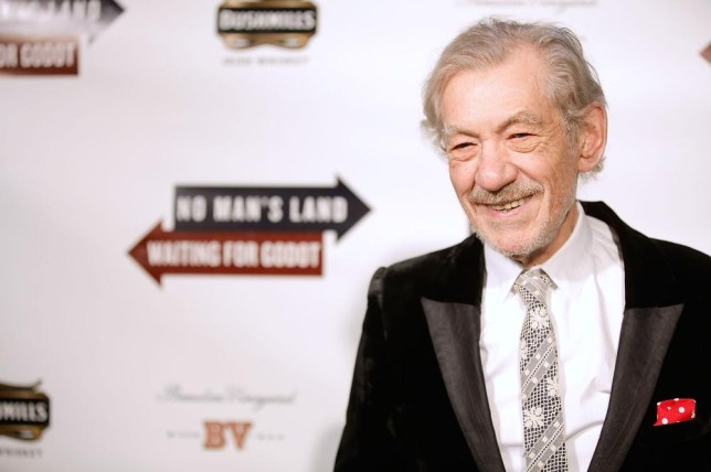 Sir Ian McKellen pointed out how many eminent Russians were gay (Picture: Getty)