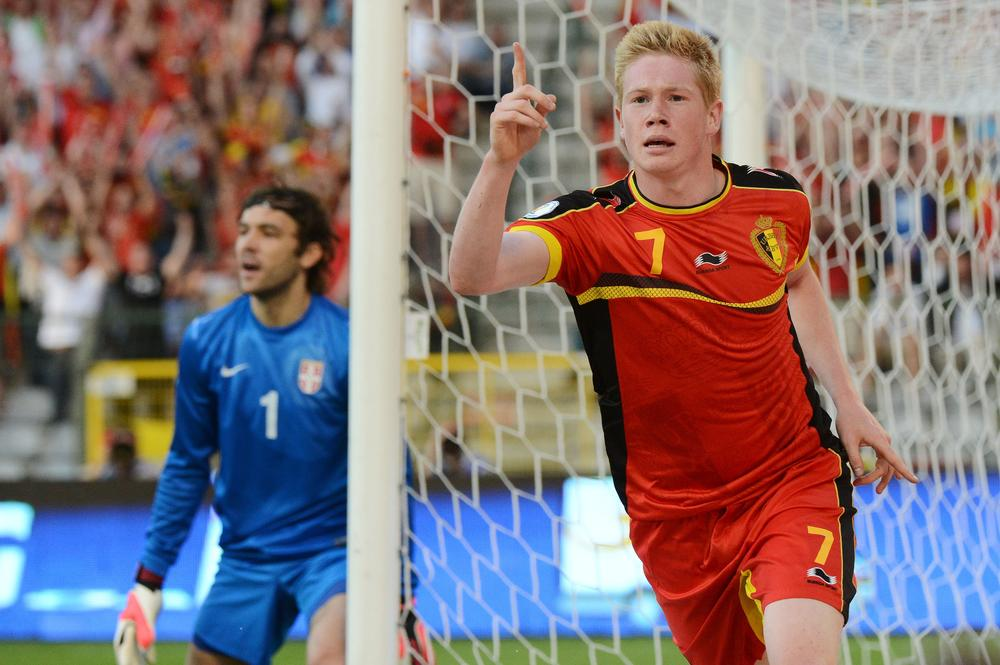 Kevin De Bruyne pursuit is no secret, says Bayer Leverkusen's Rudi Voller