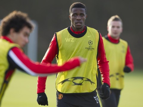 Wilfried Zaha can go out on loan but no one wants him, reveals Manchester United manager David Moyes