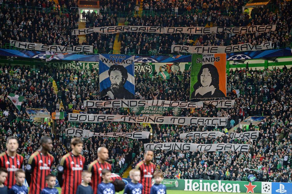 Why politicians, the police and Celtic Football Club must not ignore the issue of the Green Brigade