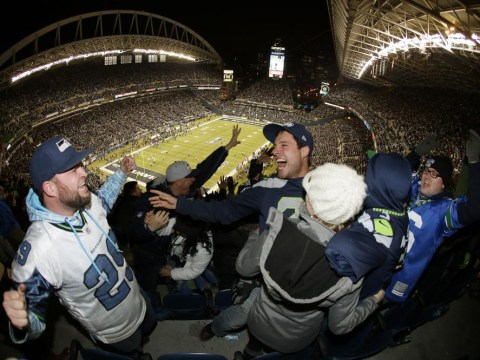 Raucous Seattle Seahawks fans' celebrations cause minor earthquake
