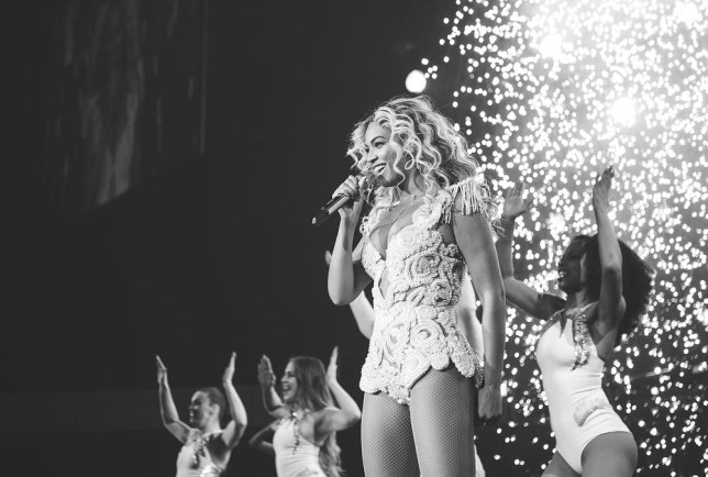 Beyonce UK tour 2014: a Mrs. Carter Show World Tour date (Picture: Robin Harper//AP)