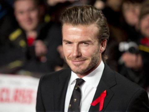 David Beckham: I want Manchester United to trip up Arsenal
