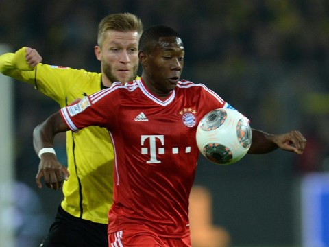 Arsenal miss out on David Alaba after defender pens new three-year deal at Bayern Munich