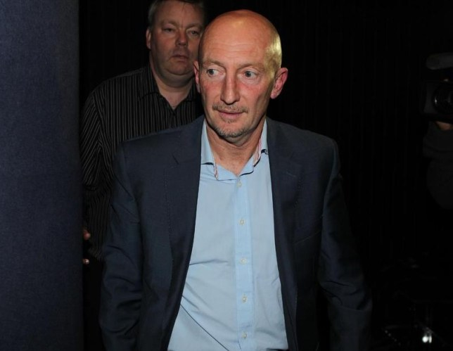 Ian Holloway prepares to leave Crystal Palace last month (Picture: PA)