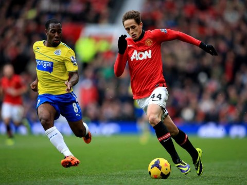 Manchester United star Adnan Januzaj needs to toughen up, says Stoke boss Mark Hughes