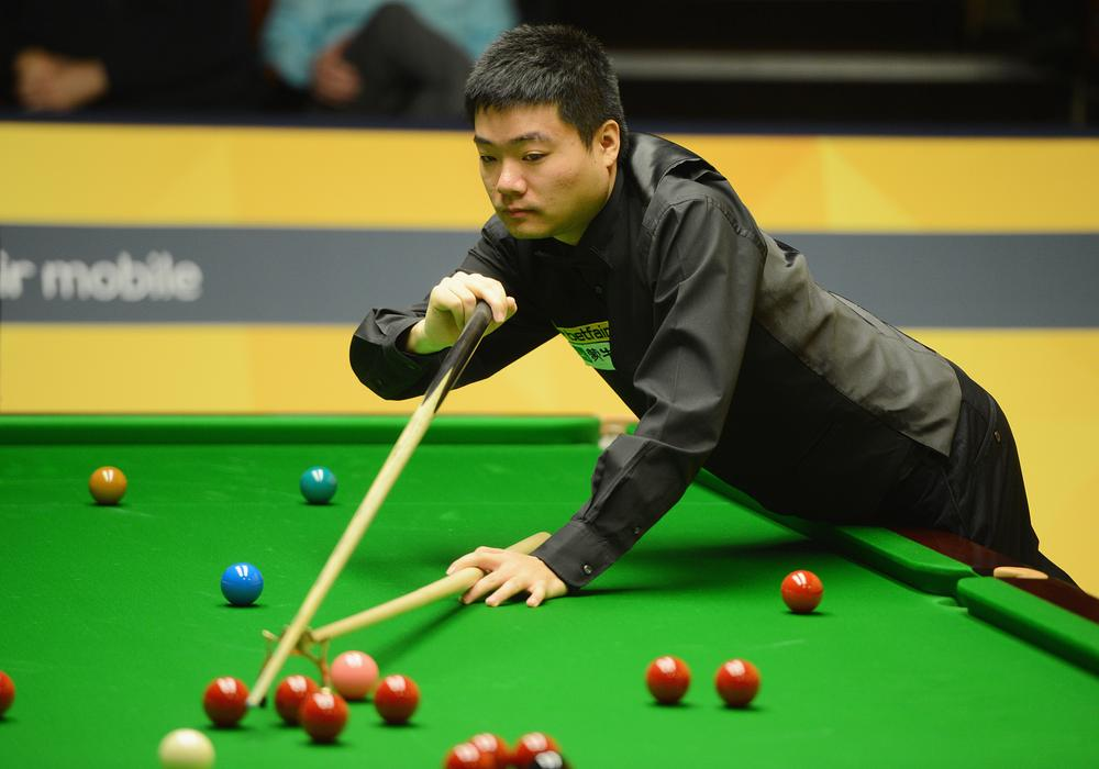 Ding Junhui's amazing run of success ended by Ricky Walden at UK Championship