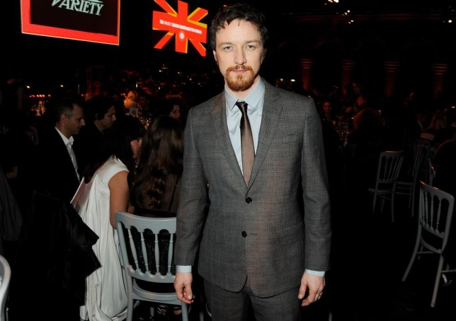 James McAvoy wins top gong as corrupt policeman in Filth at British Independent Film Awards