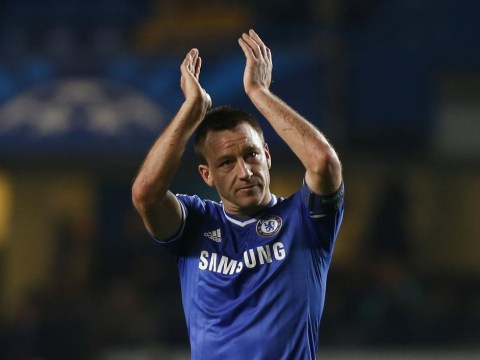 John Terry targeting 'thumped' Arsenal to bring Chelsea Christmas cheer