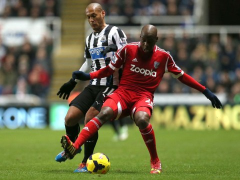 Youssouf Mulumbu set to leave West Brom for Arsenal