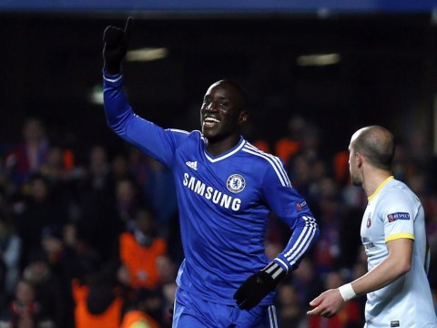 Demba Ba to be used as bait as Chelsea step up their bid for Inter Milan midfielder Fredy Guarin