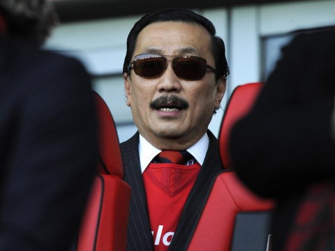 What sort of owner boos his own team off? Vincent Tan of course!