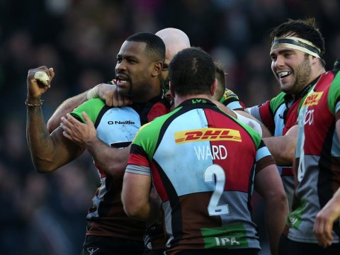 Ugo Monye would upset his mother and miss Christmas dinner if it meant an early return from injury for Harlequins