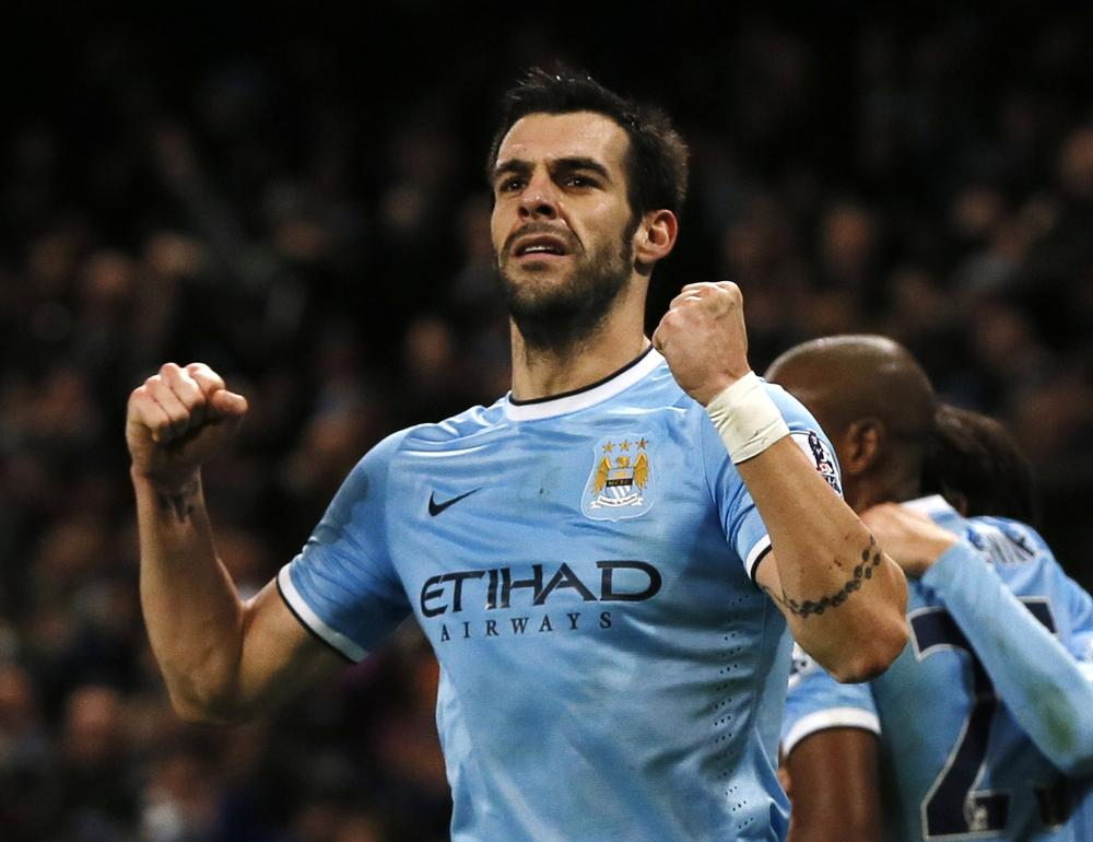The Tipster: Alvaro Negredo can score the goals which will help Manchester City to a perfect league record at the Etihad Stadium