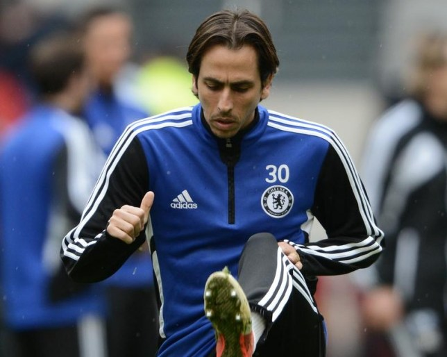 Yossi Benayoun is set to sign for QPR (Picture: AFP/Getty Images)