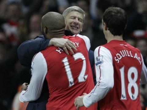 Thierry Henry joined Arsenal after chance plane conversation with Arsene Wenger