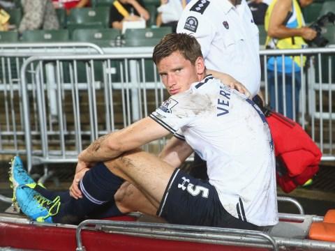 Spurs set to use 'blood-spinning technique' to get Jan Vertonghen fit