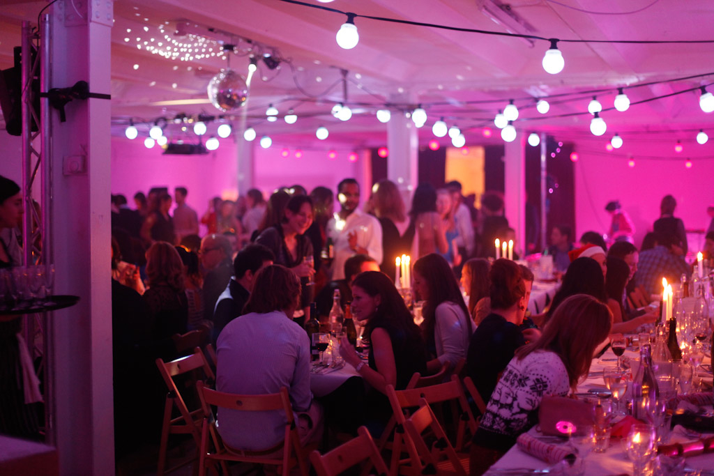 10 New Year's Eve food events in London
