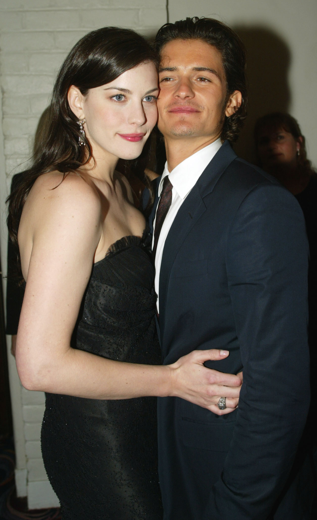 Orlando Bloom spotted getting close to former Lord Of The Rings co-star Liv Tyler following split from wife Miranda Kerr