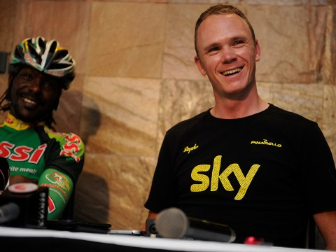 Chris Froome: I don't understand Sports Personality of the Year hype