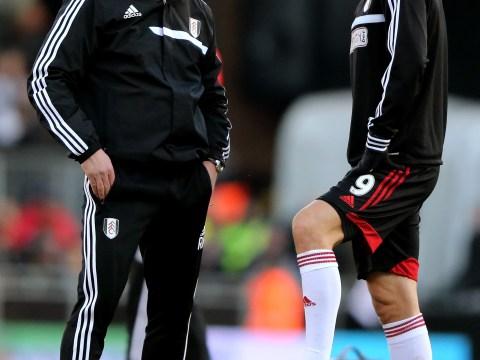Tottenham alerted as Fulham confirm plans to sell Dimitar Berbatov in January