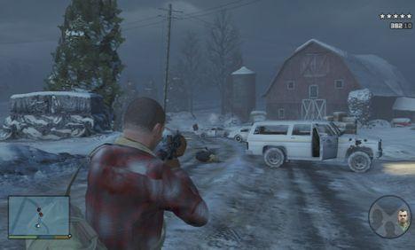 GTA V bug unlocks new GTA Online map