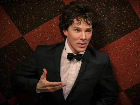 BBC One unveils infuriatingly brief Sherlock series three 'ident' ahead of The Empty Hearse premiere