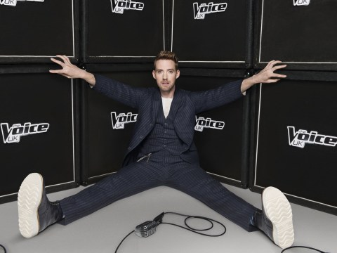 The Voice's Ricky Wilson takes a swipe at The X Factor's 'novelty acts'