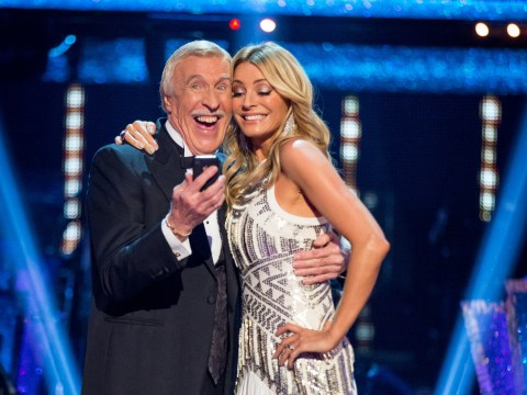 Brucie's back on Strictly! Veteran entertainer 'to return to show for glitterball ceremony'
