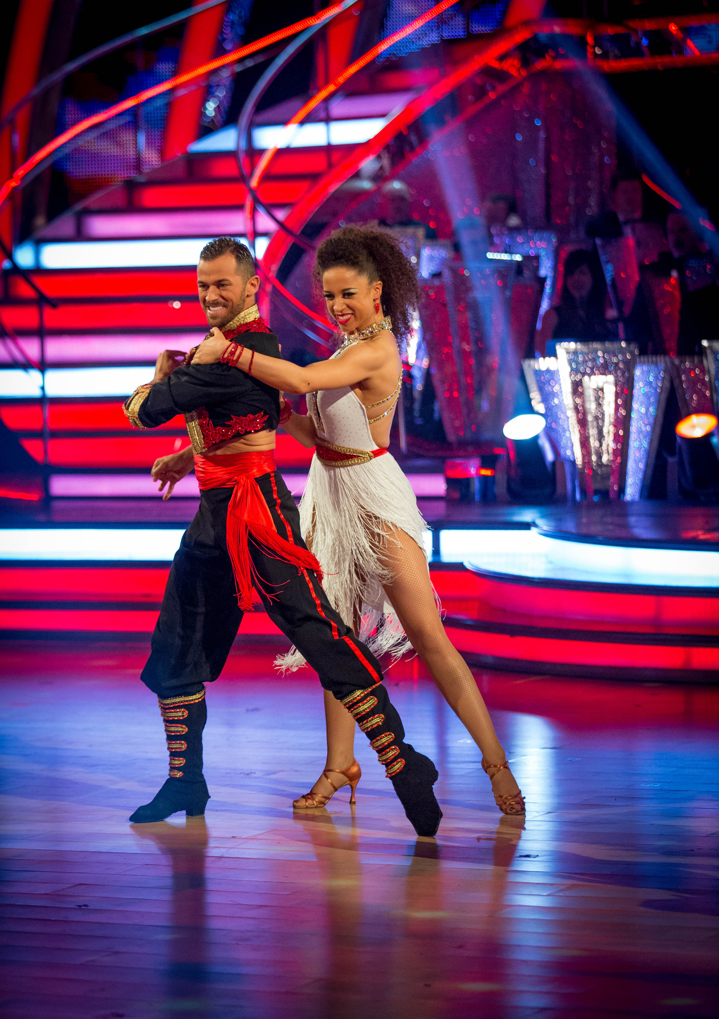 Strictly Come Dancing final 2013: Twitter outrage as viewers claim Natalie Gumede was robbed of victory