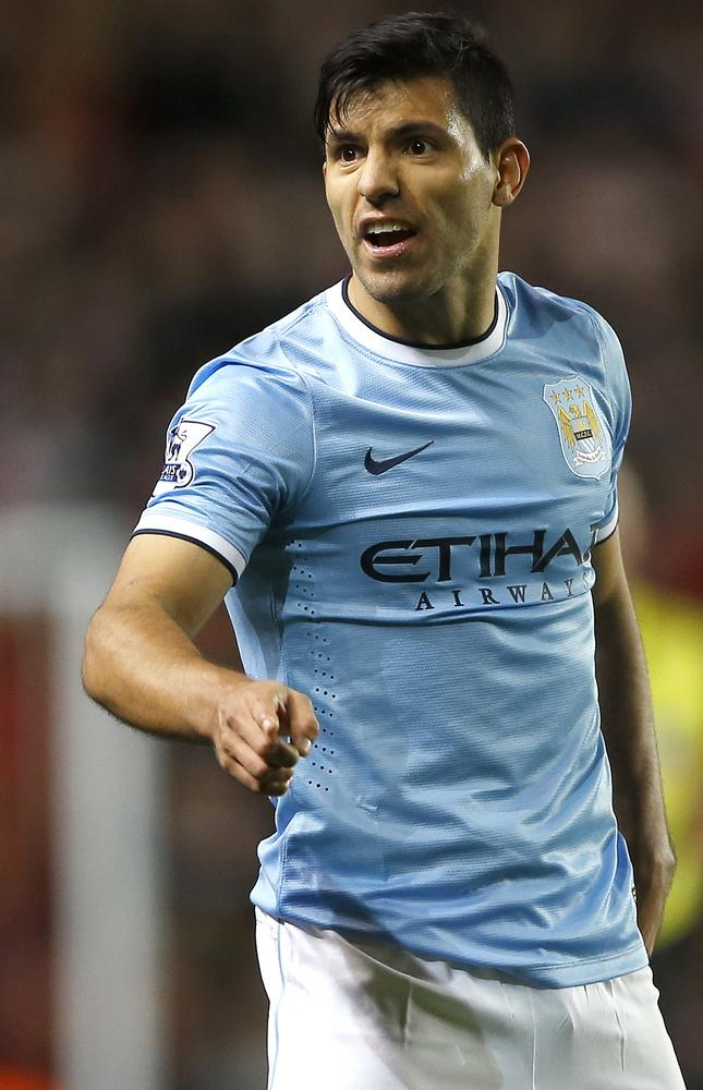 The Tipster: Manchester City's Sergio Aguero and Yaya Toure can down Arsenal at the Etihad