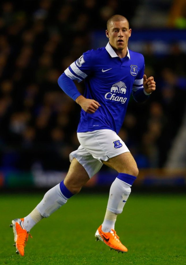 super popular 6bef1 09864 Manchester United transfer news: David Moyes targets Everton ...