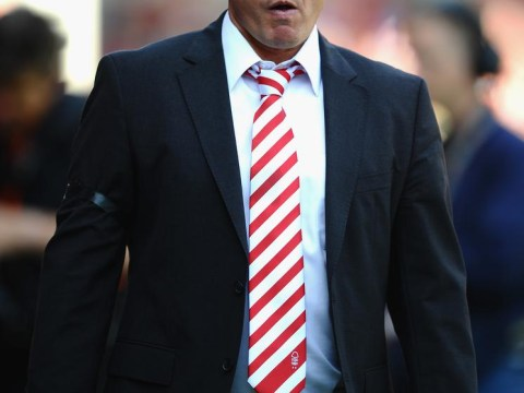 Nottingham Forest boss Billy Davies denies getting snappy with photographer