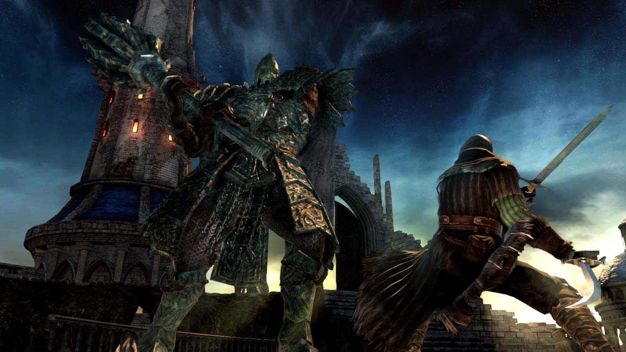Dark Souls dev says no to free-to-play and mobile games